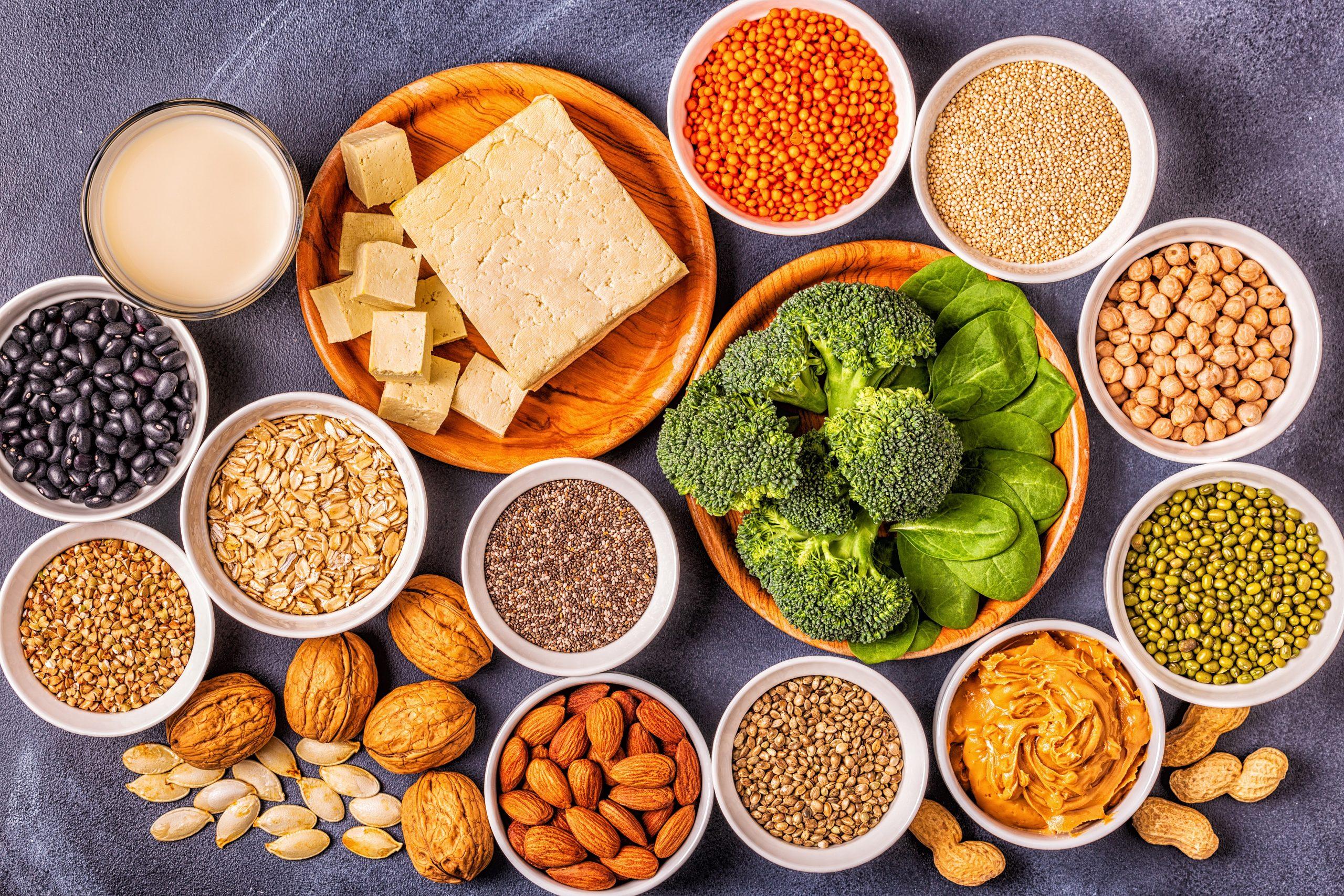 25 de motive pentru a alege produse alimentare de origine vegetală