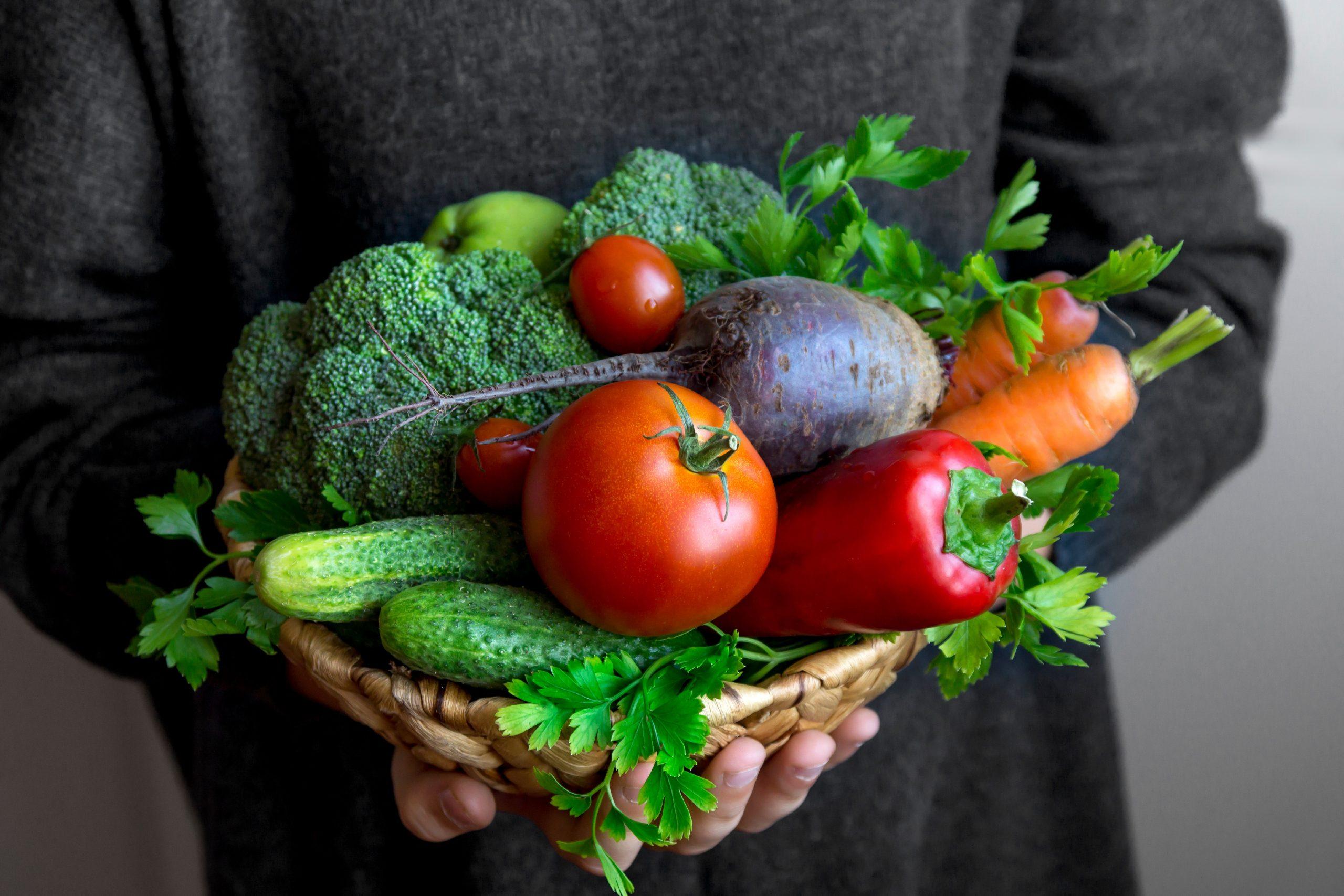 Cum să mănânci 5 porții de legume într-o zi