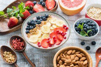 25 de gustări sănătoase și cu puține calorii