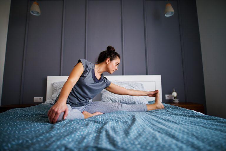 Ne poate fi somnul afectat de sport?