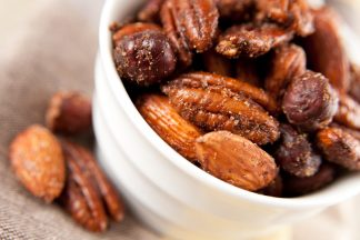 Nucile perfecte - condimentare și coacere acasă
