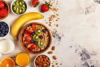 7 idei delicioase de mic dejun de post