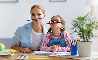 Activități distractive și educative prin care poți petrece timp cu copilul tău