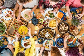 7 idei de rețete pentru un prânz de post
