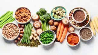 6 grupuri de alimente vegetale de bază în alimentația oricui