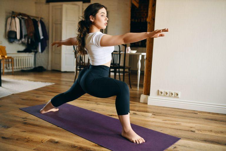 Exerciții pentru un mai bun echilibru fizic