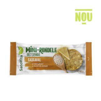 MINI-RONDELE CU CASCAVAL 10G gustări