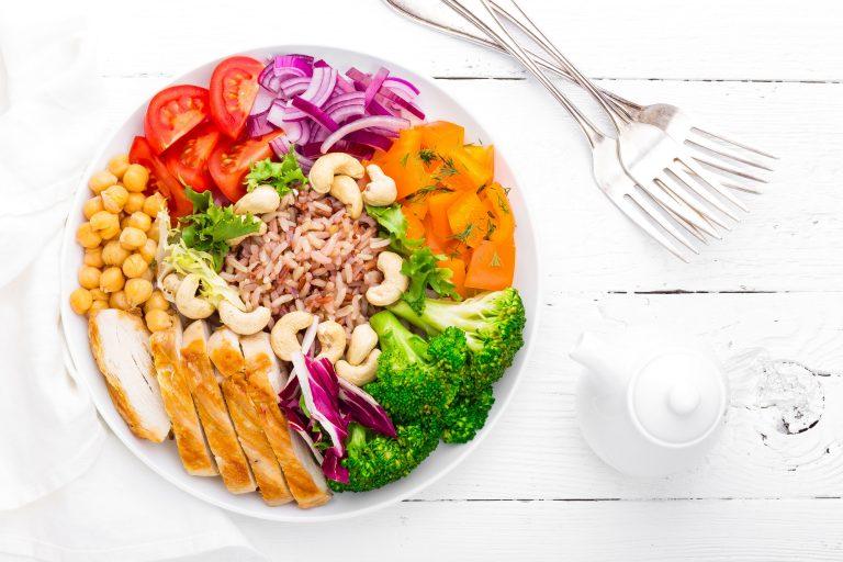 Planificarea meselor pentru un stil de viață sănătos
