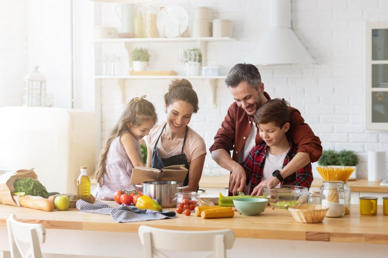 Stilul de viață sănătos se învață în familie