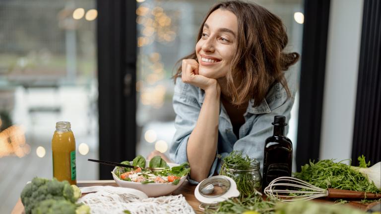 Cei trei vectori ai mâncatului sănătos